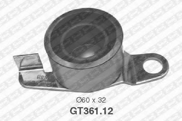 Купить Натяжной ролик ремня ГРМ, SNR GT36112