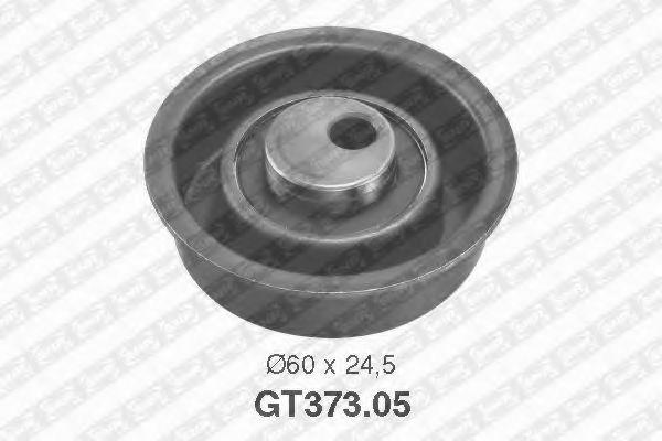 Купить Натяжной ролик ремня ГРМ, SNR GT37305