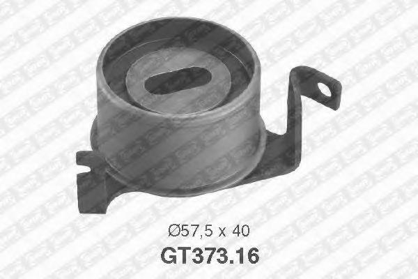 Купить Натяжной ролик ремня ГРМ, SNR GT37316
