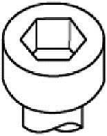 Болт ГБЦ, Payen HBS044  - купить со скидкой