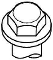 Купить Болт ГБЦ, Payen HBS052 Болт головки цилиндра