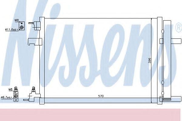 NISSENS 940134