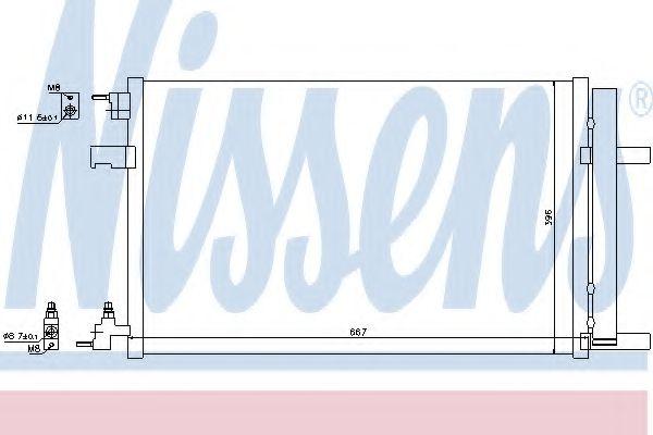 NISSENS 940135