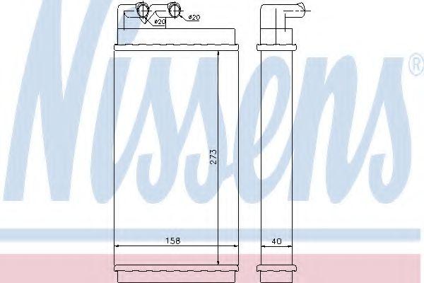 NISSENS 70230