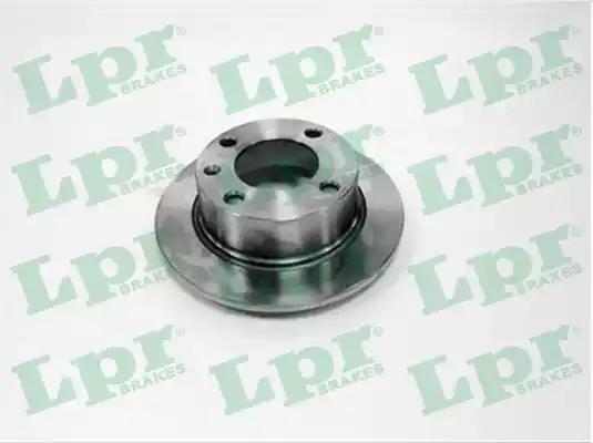 LPR c1271p