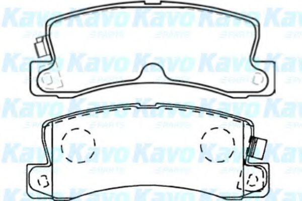 Kavo Parts bp9059
