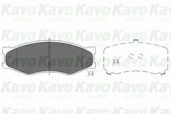 KAVO PARTS kbp6522