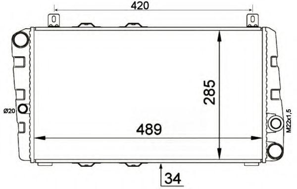 NRF 58250