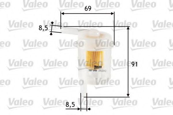 VALEO 587048