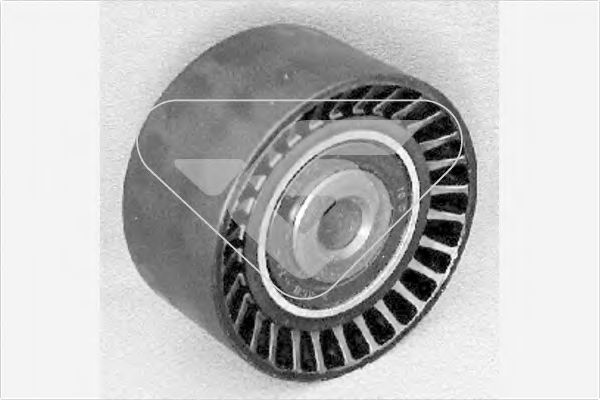 Купить Обводной ролик ремня ГРМ, Hutchinson HEG154