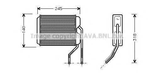 Ava Quality Cooling dw6026