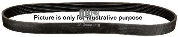JP GROUP 1618100409