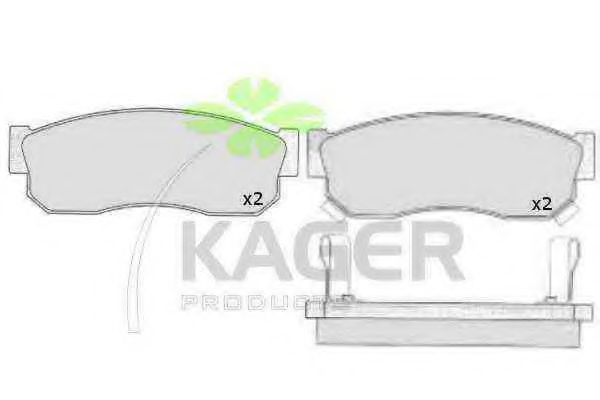 Kager 350395