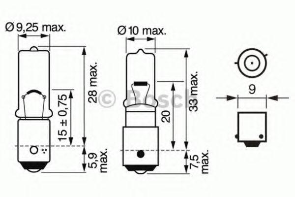 Bosch 1987302232
