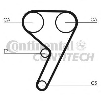 Contitech ct587