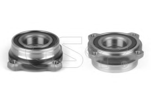 Купить Комплект ступицы колеса, GSP 9245001