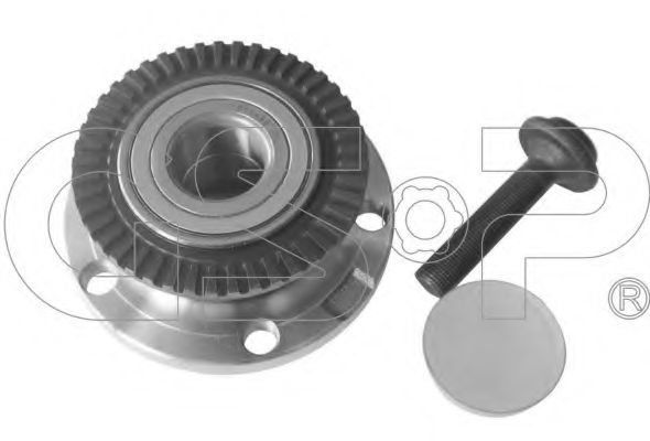 Купить Комплект ступицы колеса, GSP 9232014K