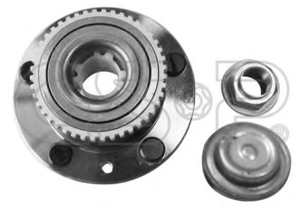 Купить Комплект ступицы колеса, GSP 9236002K