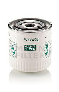 MANN-FILTER w92038