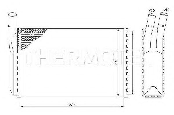 THERMOTEC d6w003tt