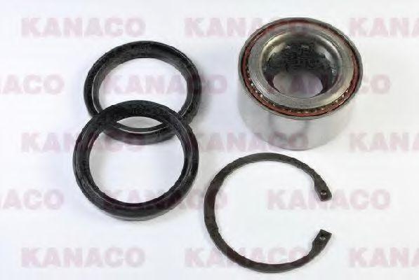 Купить Комплект ступицы колеса, Kanaco H17005