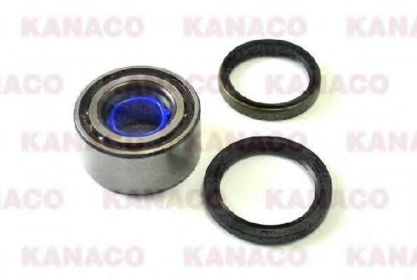 Купить Комплект ступицы колеса, Kanaco H18007