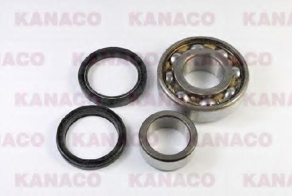 Комплект ступицы колеса, Kanaco H28010  - купить со скидкой