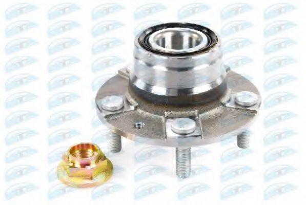 Купить Комплект ступицы колеса, BTA H23023BTA