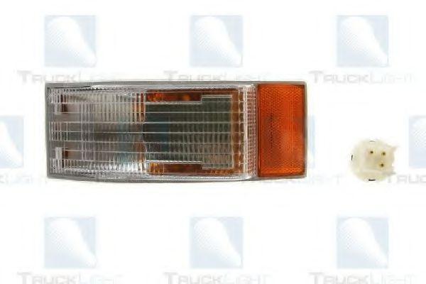 Купить Фонарь указателя поворота, TruckLight CLVO002