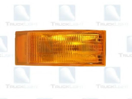 Купить Фонарь указателя поворота, TruckLight CLVO004