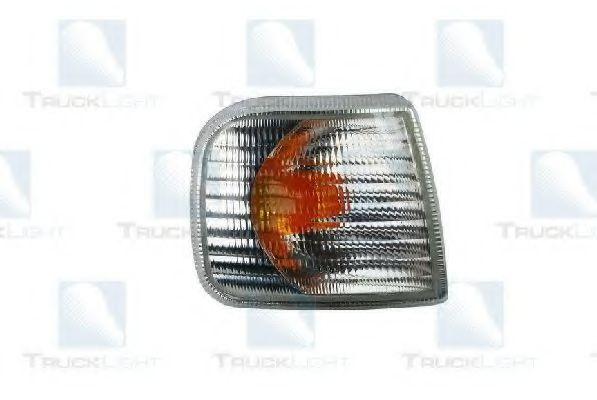 Фонарь указателя поворота, TruckLight HLRL001R  - купить со скидкой