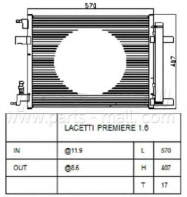 PARTS-MALL pxncc043