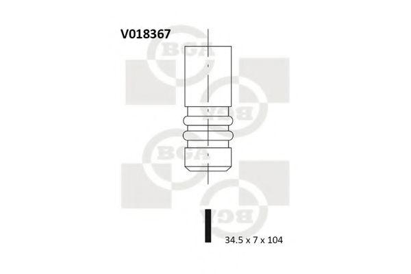 BGA v018367