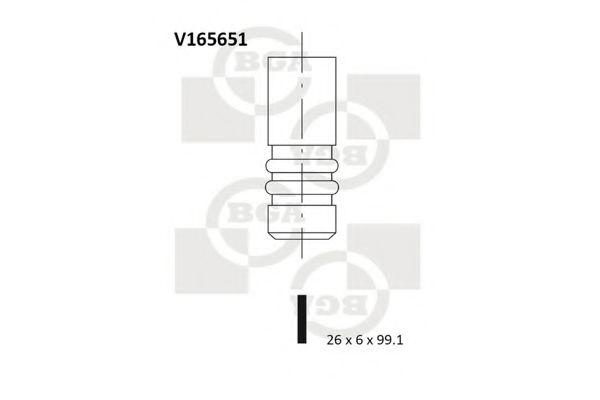 BGA v165651