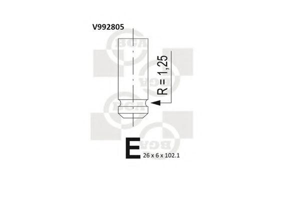 BGA v992805