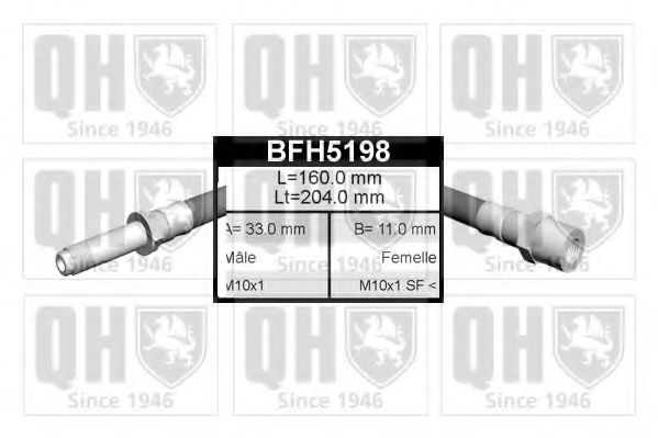 QUINTON HAZELL bfh5198