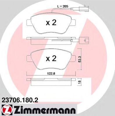 ZIMMERMANN 237061802