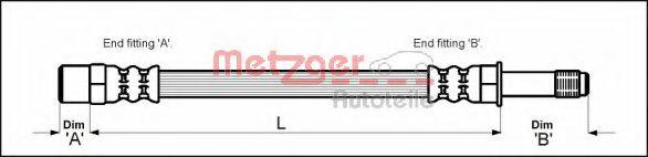 METZGER 4112516